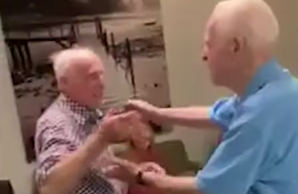 Close cousins separated during Holocaust enjoy amazing reunion 75 years later
