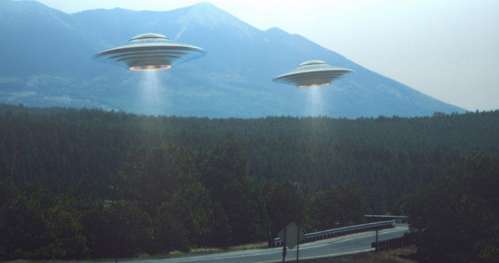Examining evidence of alien life