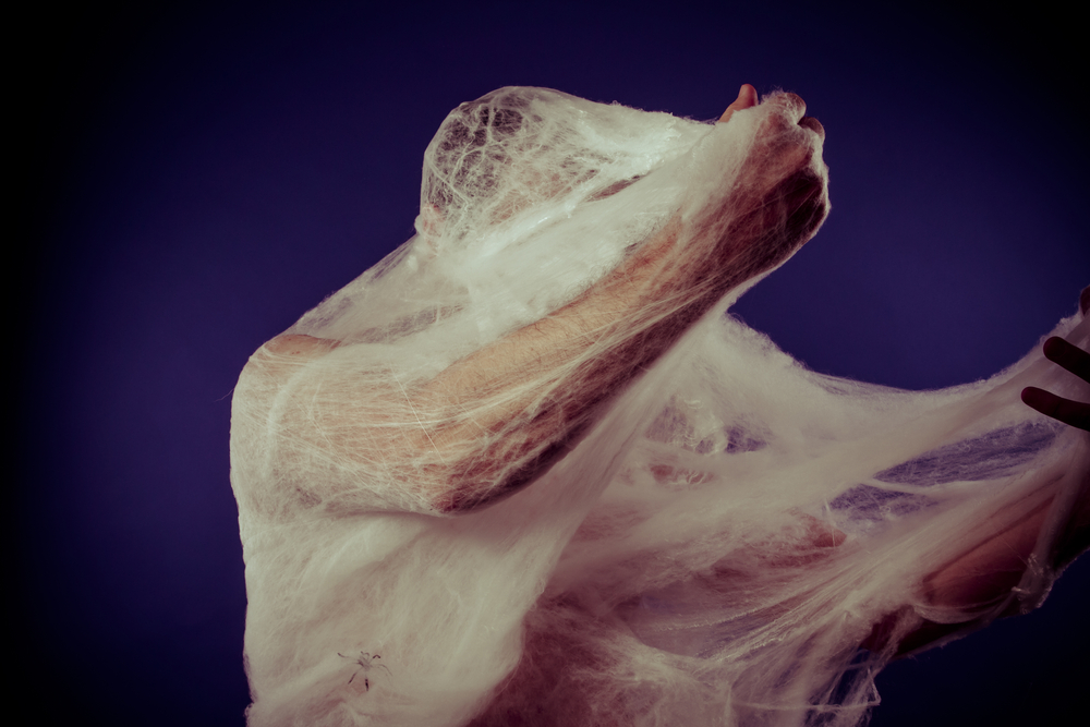The silk that spider produces could be your next dress